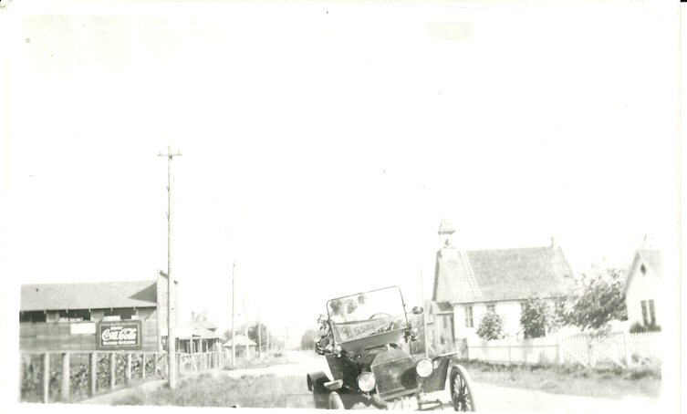 Mill Street Looking West