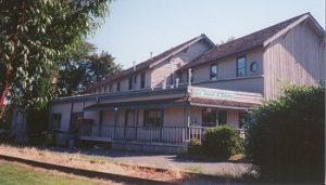 Grange Mercantile building