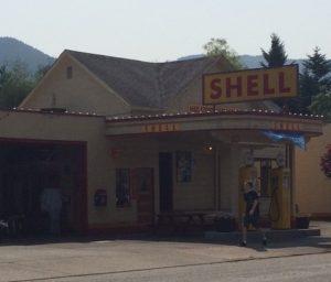 The Hailstone Schell Station