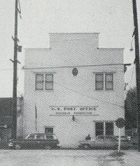 Masonic Hall, circa 1940s