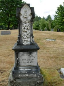 Photo by Karen Sipe for Find-a-Grave