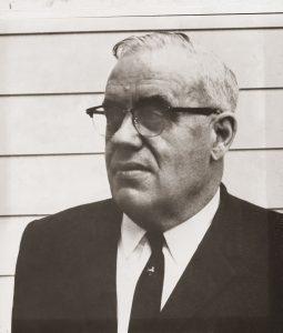 Mayor Bill Flintoft