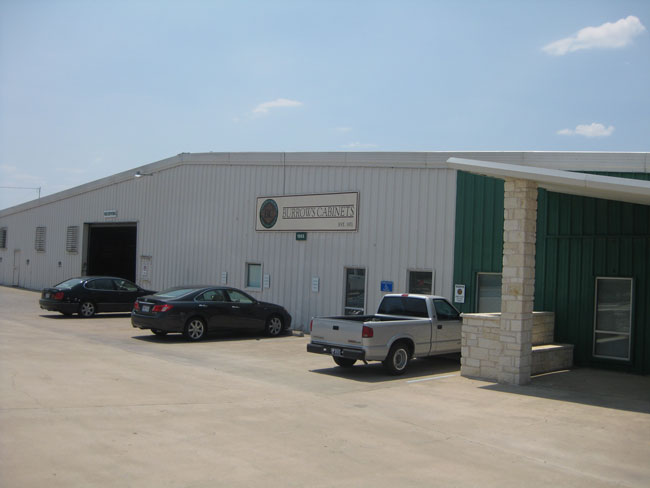 Burrows Cabinets Building Photo 2008
