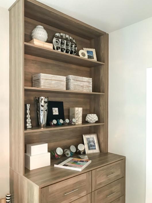 EVRGRN bookshelf 3-piece drawer fronts