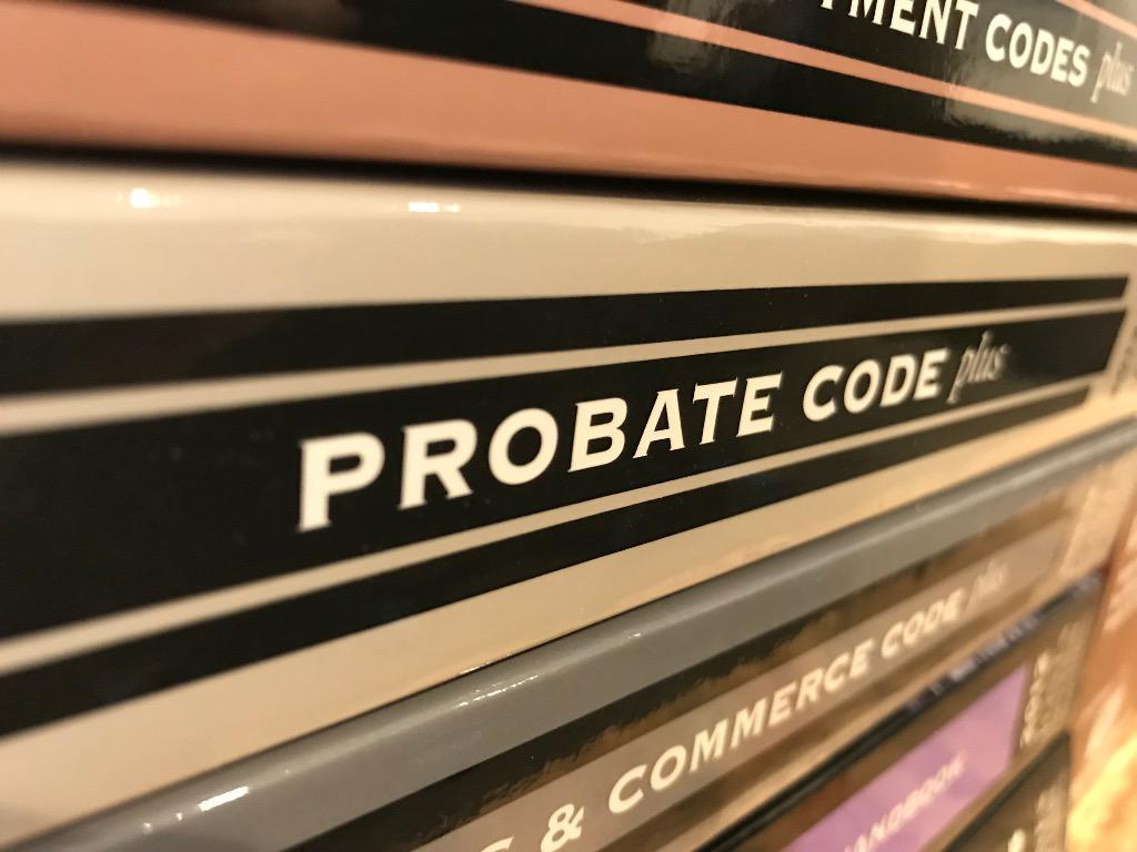 Probate Book
