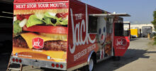 Jack in The Box Food Truck Design