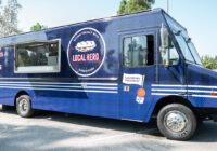 Local Hero food truck design