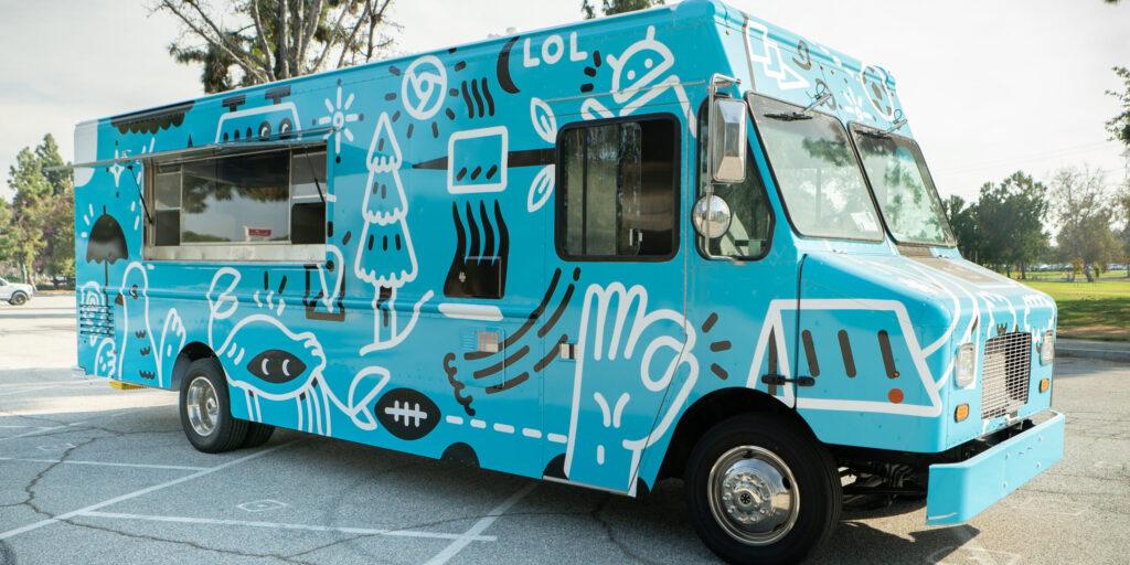 You Shouldn't Skimp on Food Truck Design