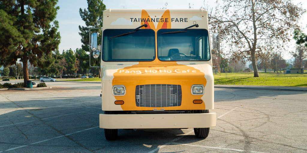 See Inside a Finished Custom Food Truck by Legion