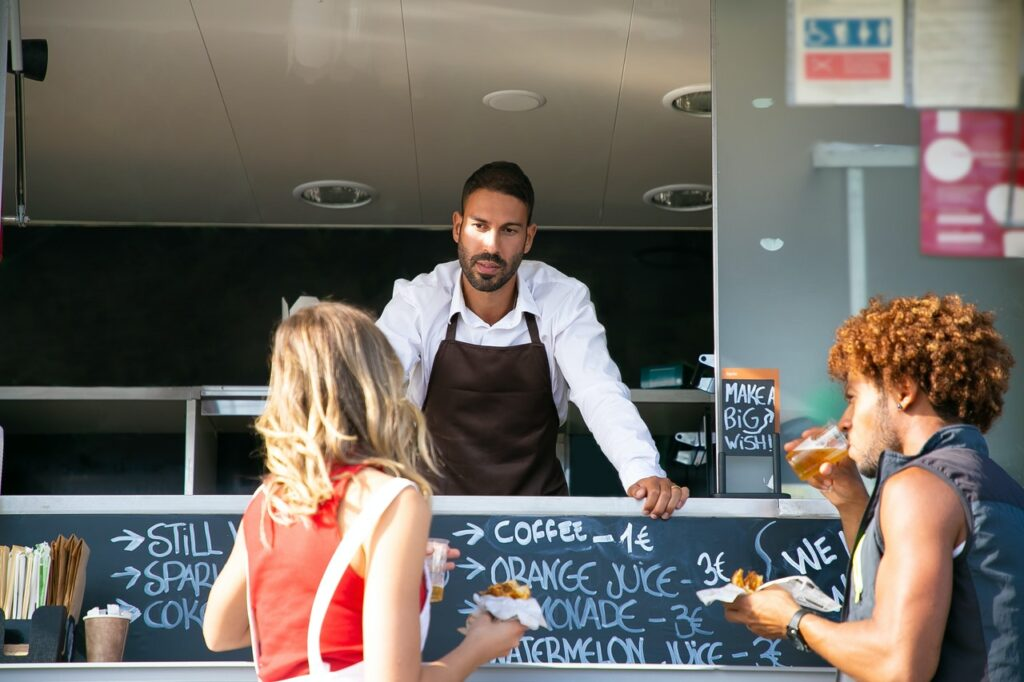 How To Deal With Angry Customers at Your Food Truck Business