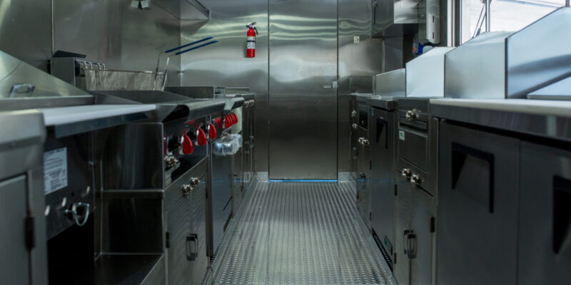 How to Secure Food Truck Kitchen Equipment to Prevent Damage