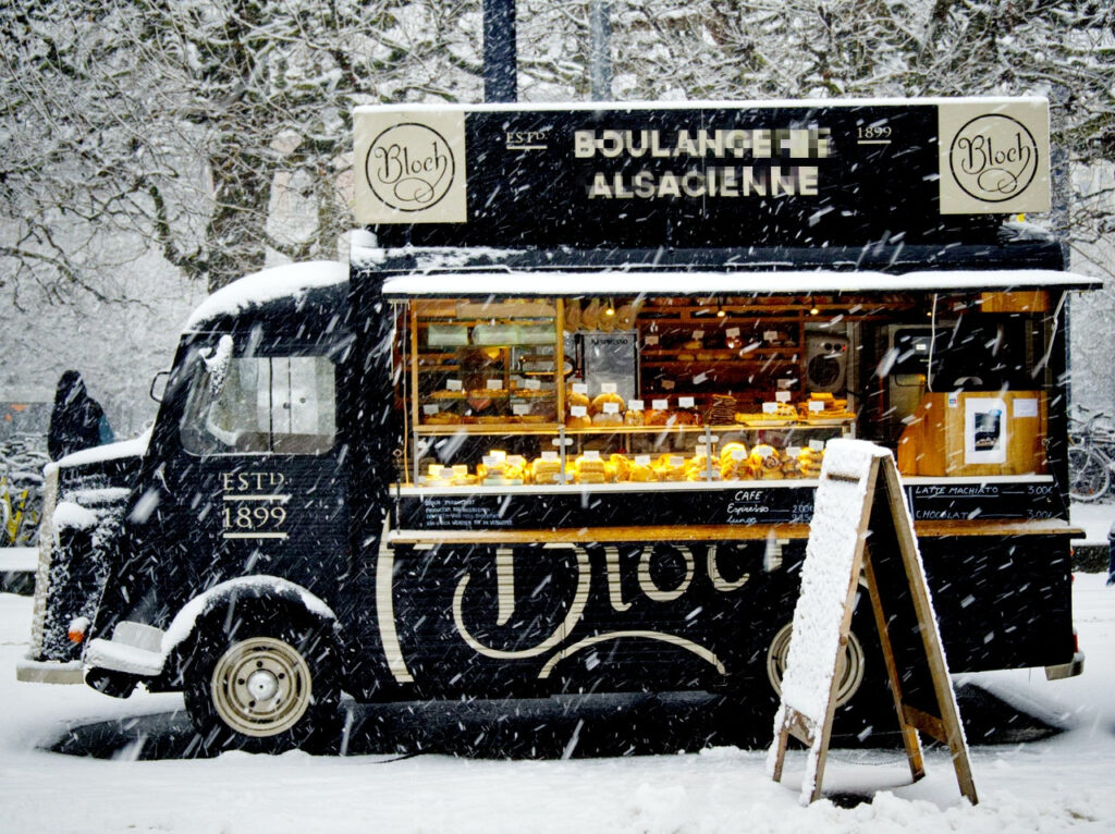 How to Winterize Your Food Truck Equipment