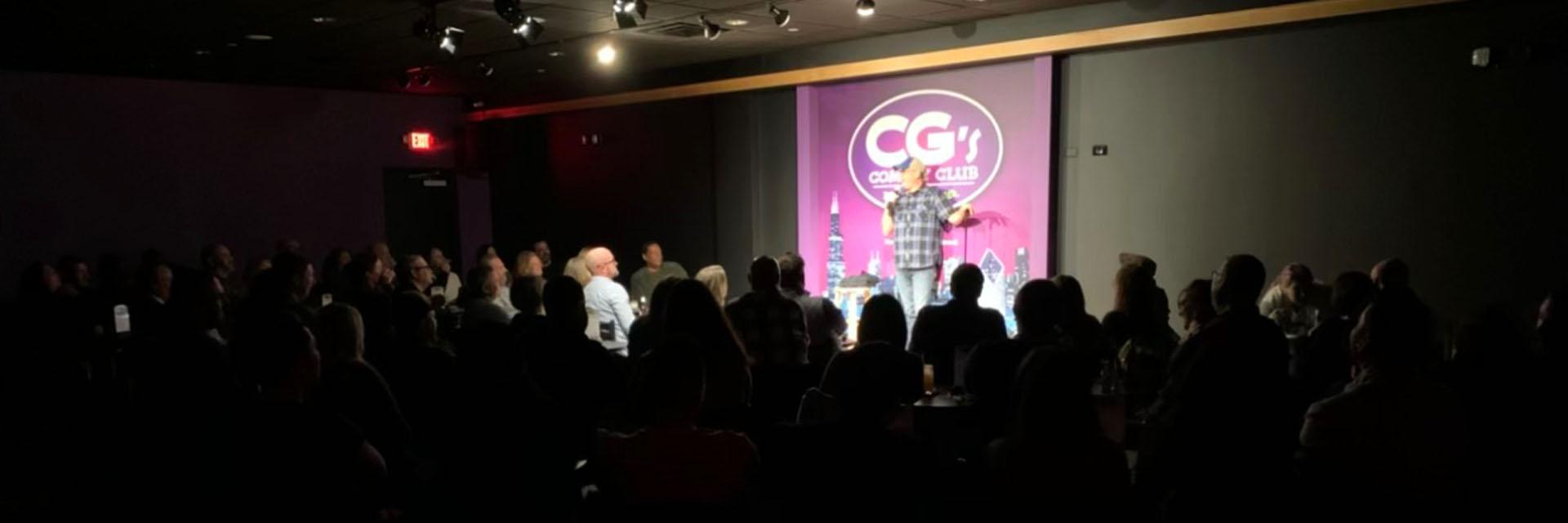 CG's Comedy Club