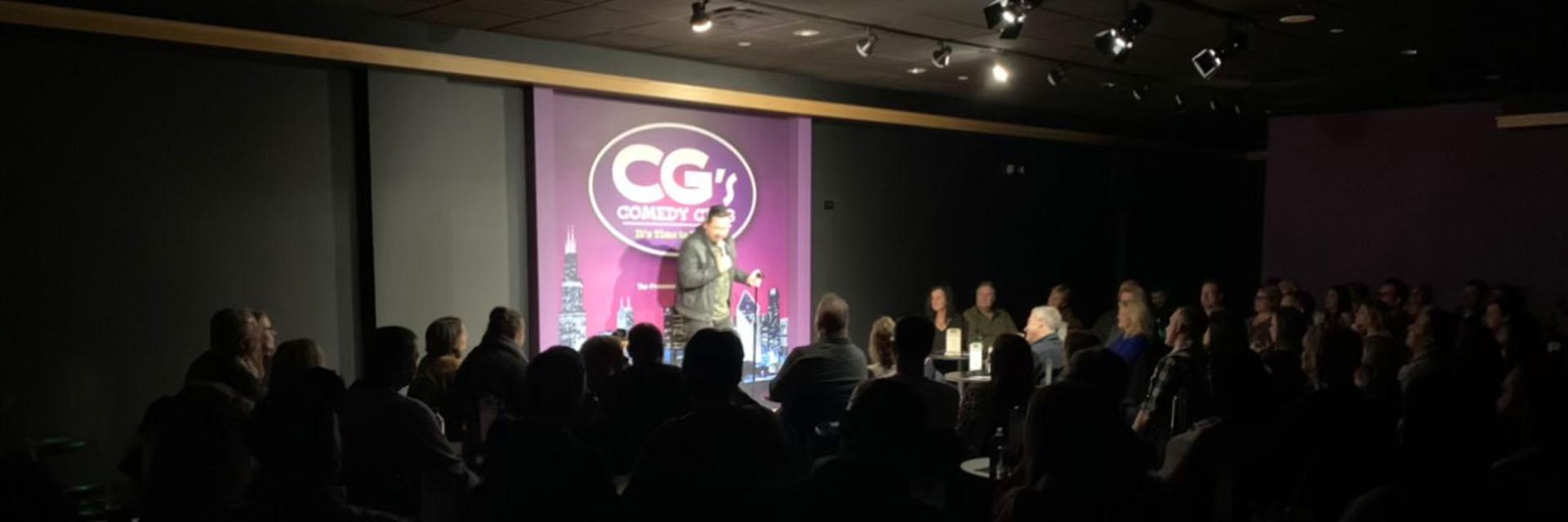 Bolingbrook Comedy Club