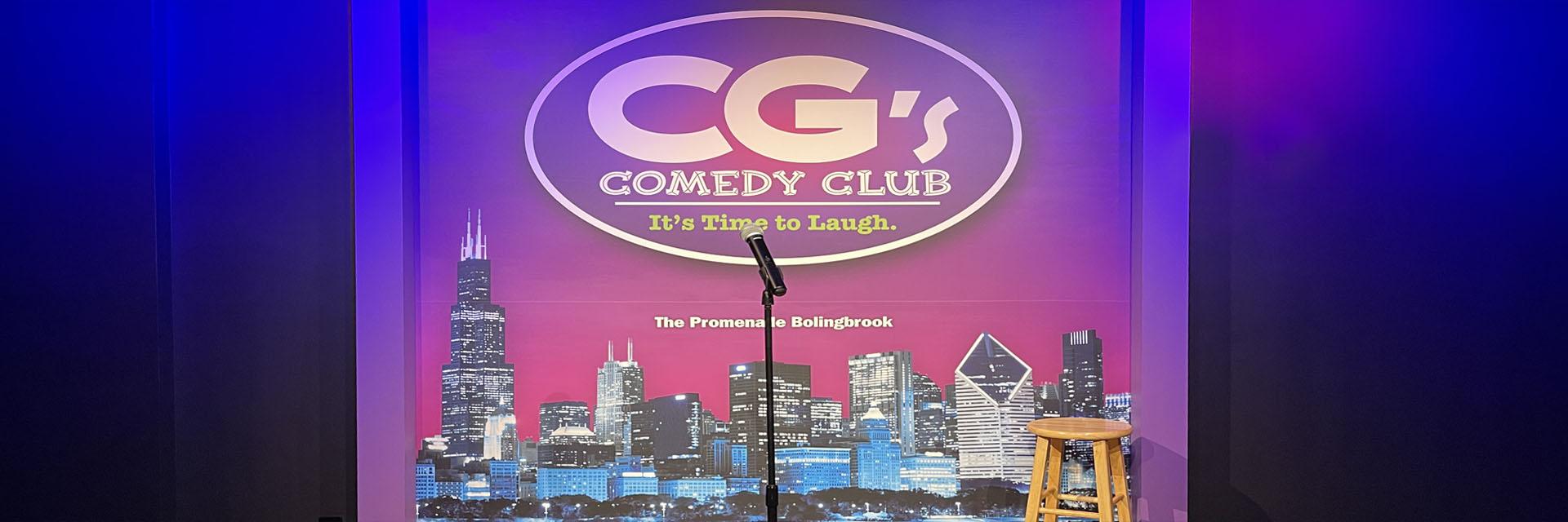 bolingbrook promenade comedy stage