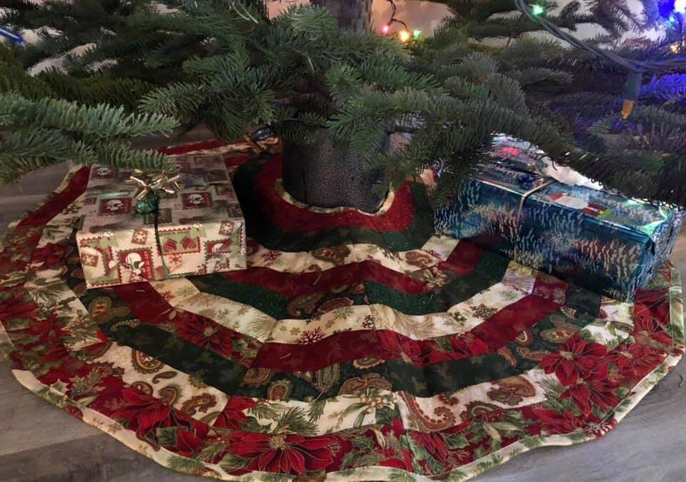 Christmas Tree Skirt Class