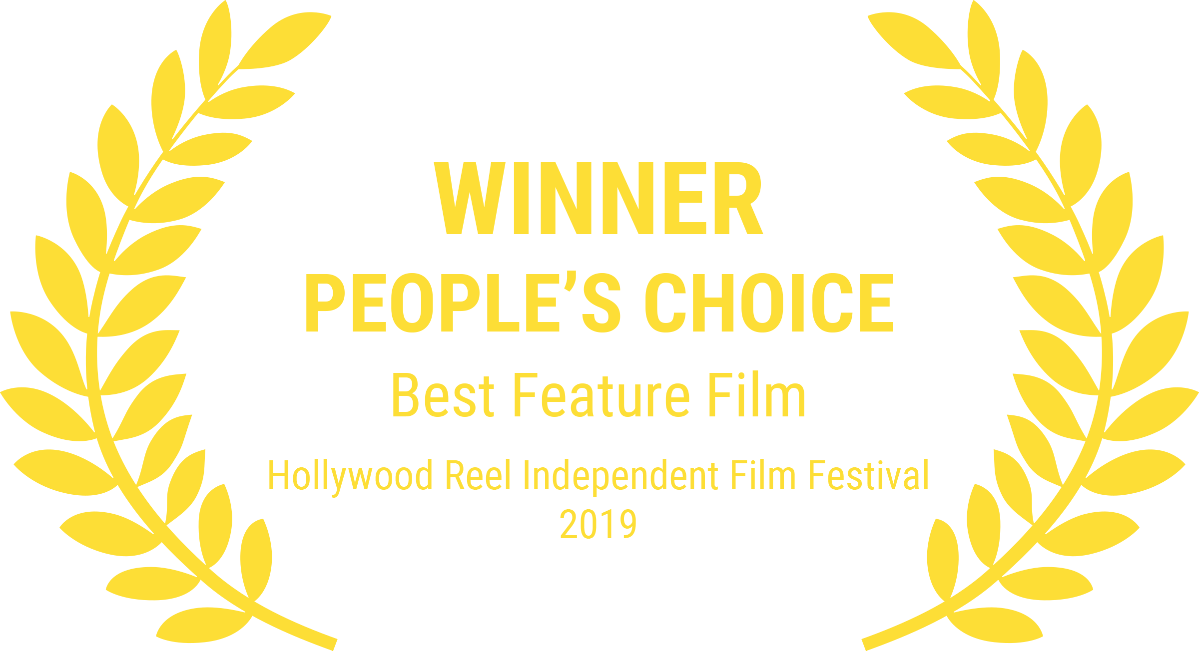 Low Low - People's Choice Award - Hollywood Reel Independent Film Festival 2019