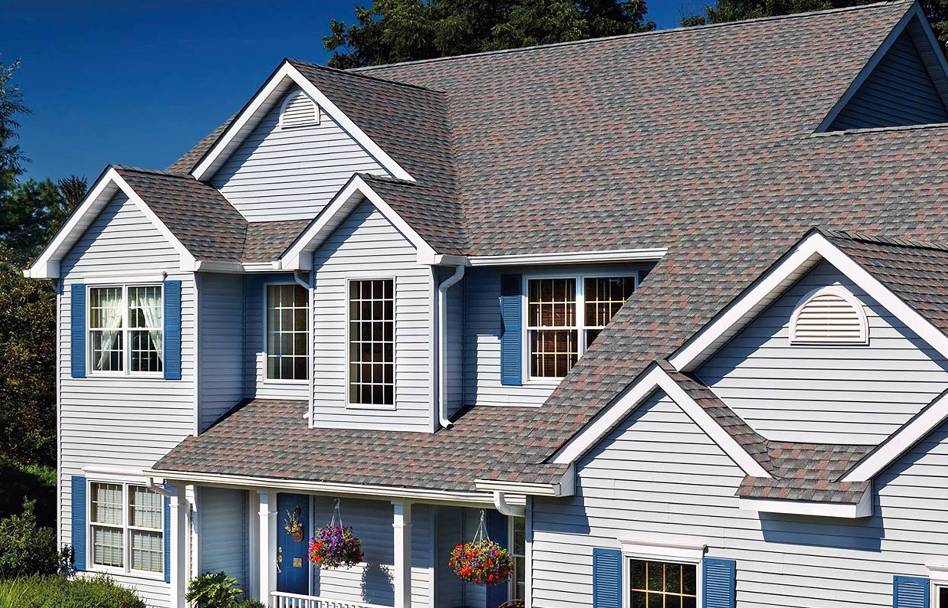 roofing install and repair