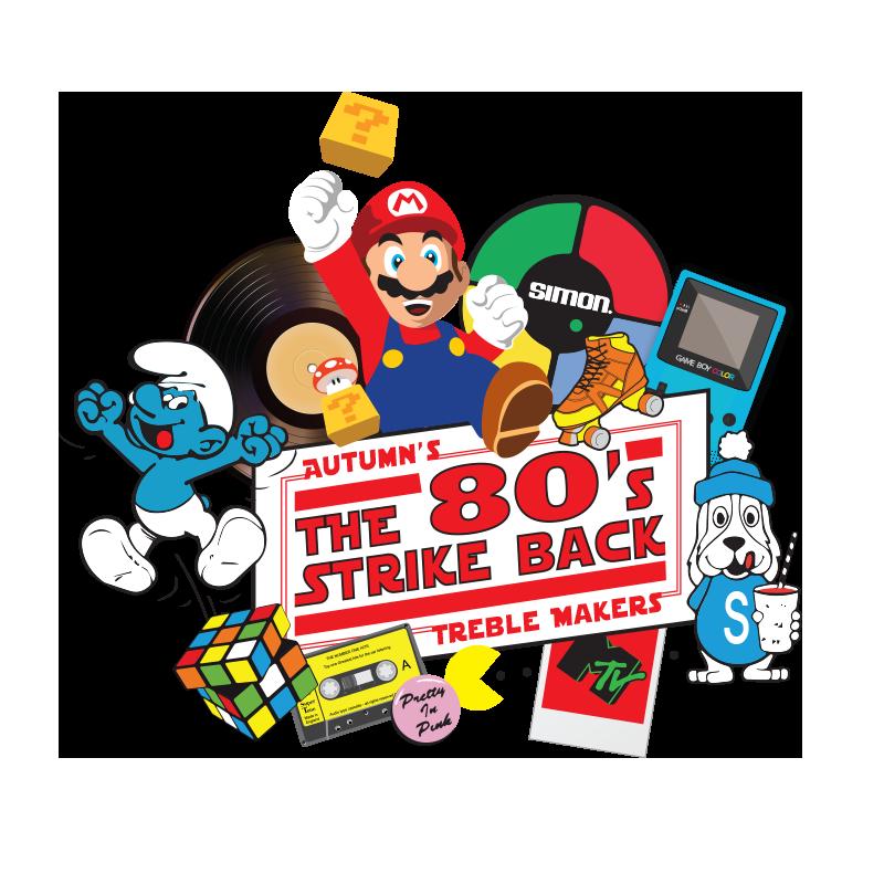 80s Strikes back
