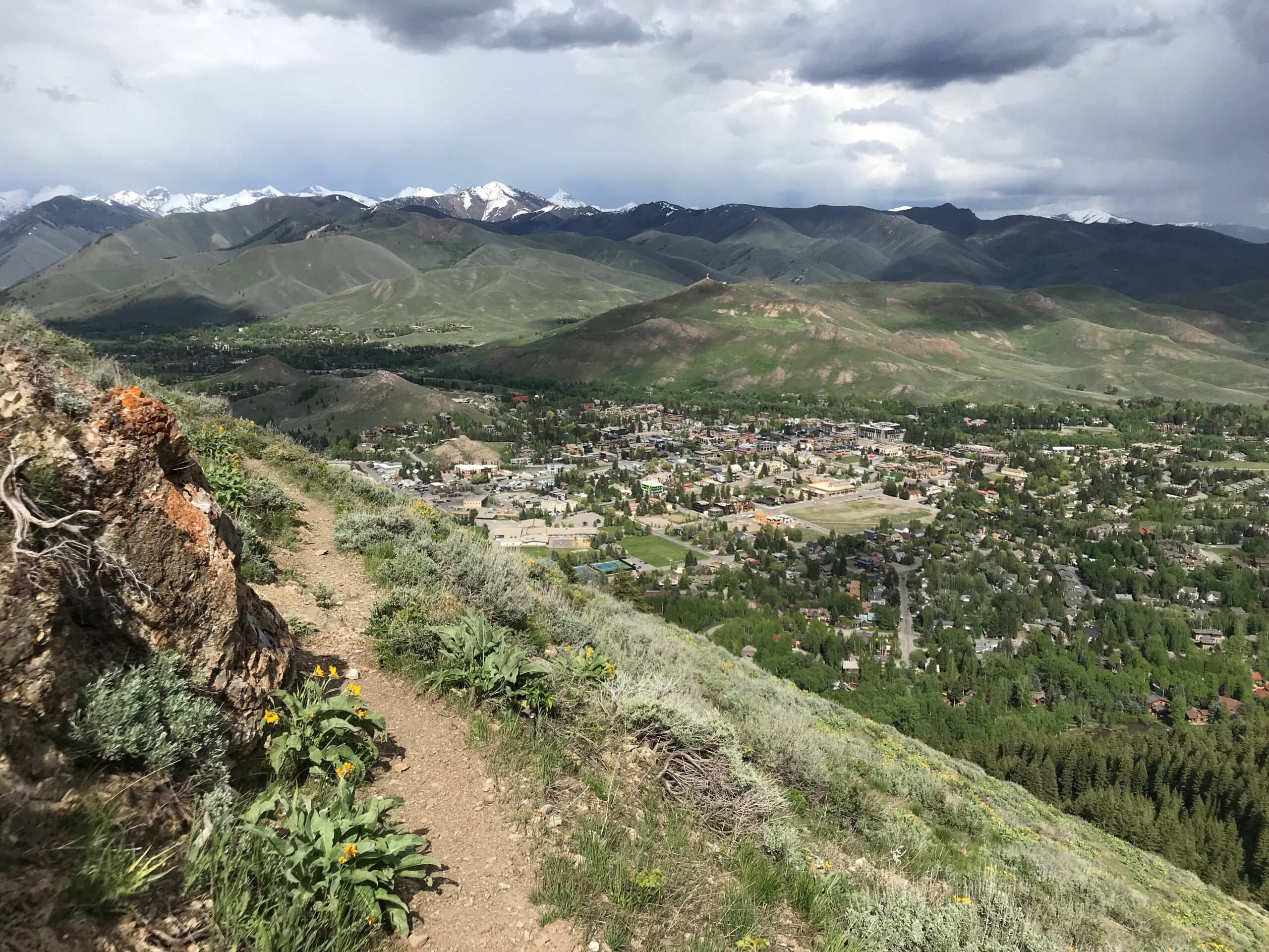 Sun Valley Endurance 50K Race Review by: Keith C. Wilson