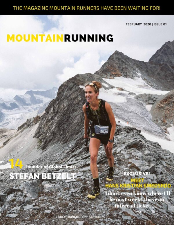 Mountain Running Magazine