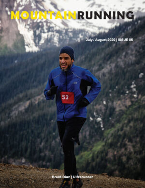 Mountain Running July/August 2020