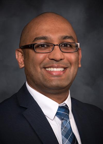 Mehul K. Bhakta, MD headshot