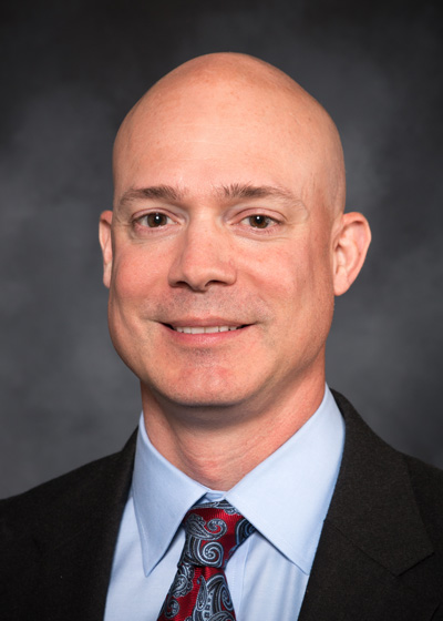 Andy Brown, MD headshot