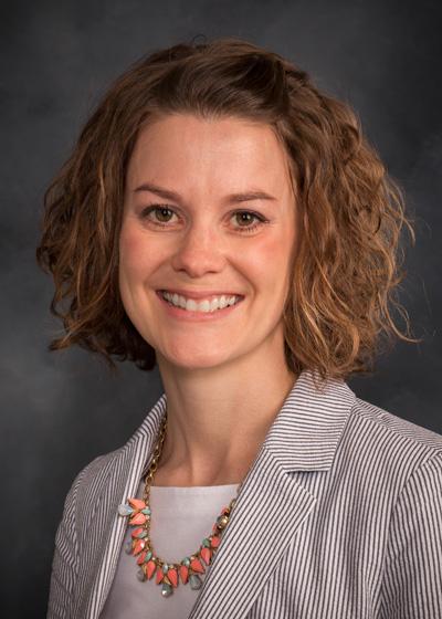 Heather Mann, PA-C headshot