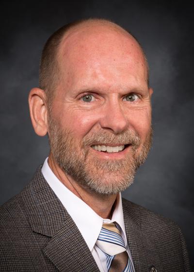 David E. Moore, MD headshot