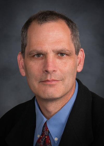 John G. Short, MD headshot
