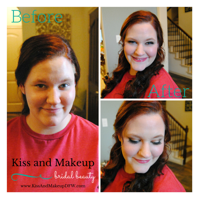 bad skin, acne skin, airbrush makeup, before and after