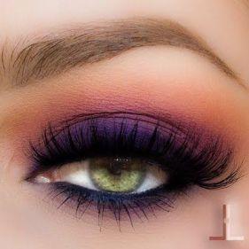 prom inspo, green eye eyeshadow ideas, prom 2016, prom looks
