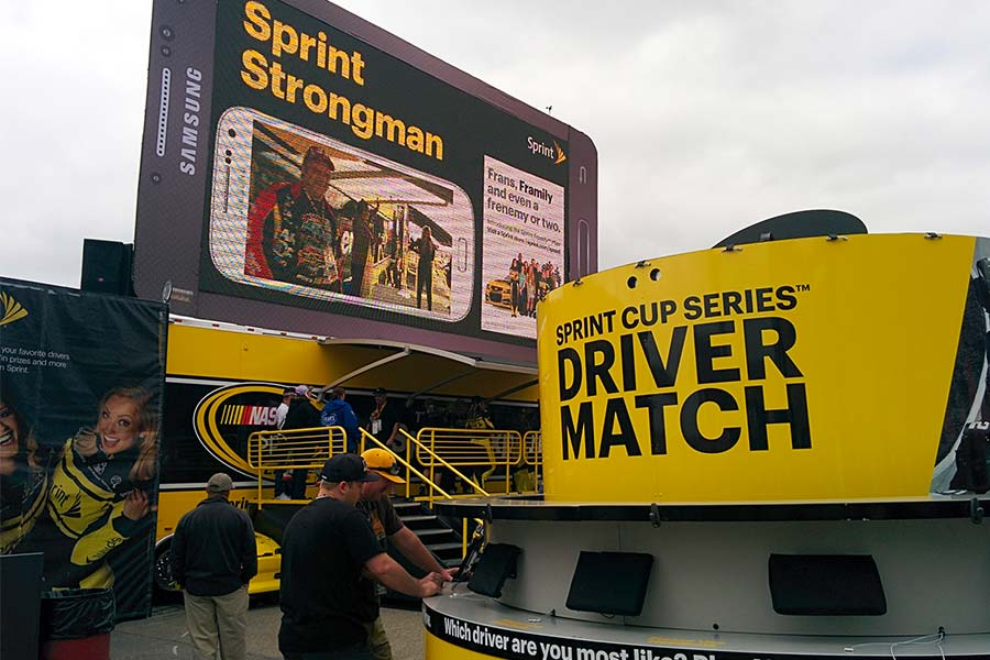 Sprint Cup Experience