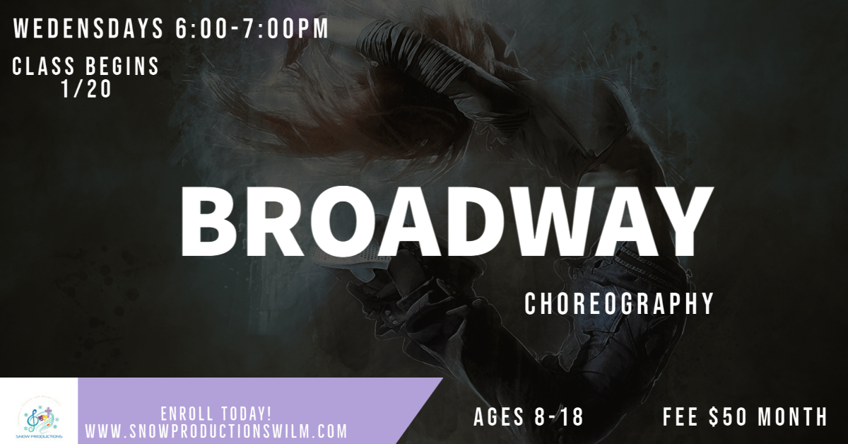 Broadway Choreography