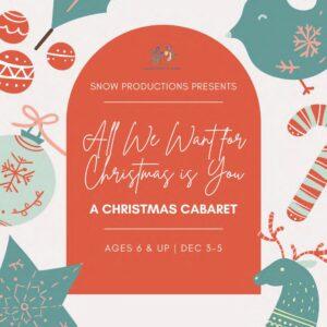christmas cabaret
