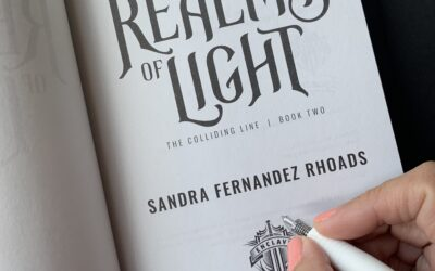 Realms of Light Book Signing