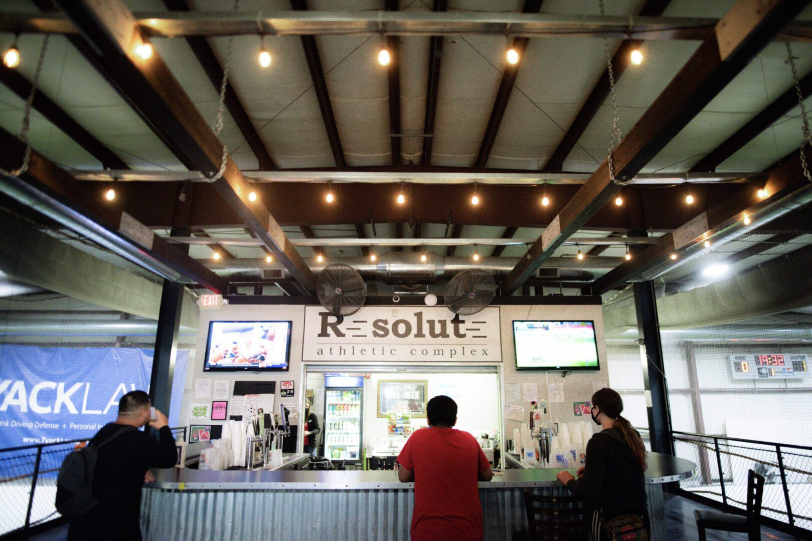 Resolute Athletic Complex