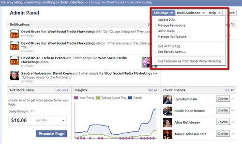 Steps to Creating a Facebook URL
