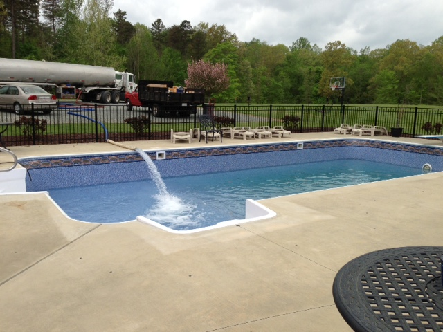 From Our Tanker To Your Pool