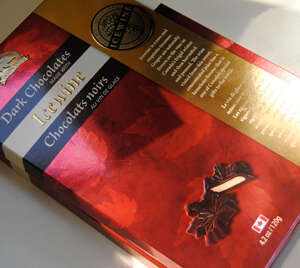 Icewine Dark Chocolates