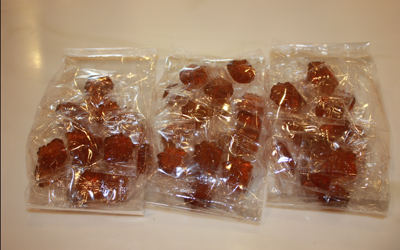 Maple Syrup Candy