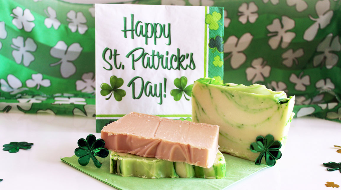 St. Patrick's Day Sale Buy 3 get 1 free