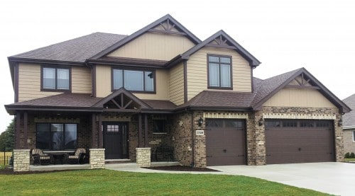 The Devin III homes for sale in stone creek