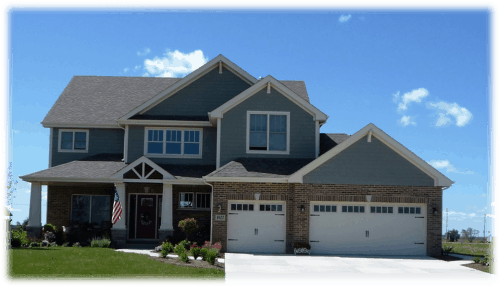 Family homes in frankfort and new lenox