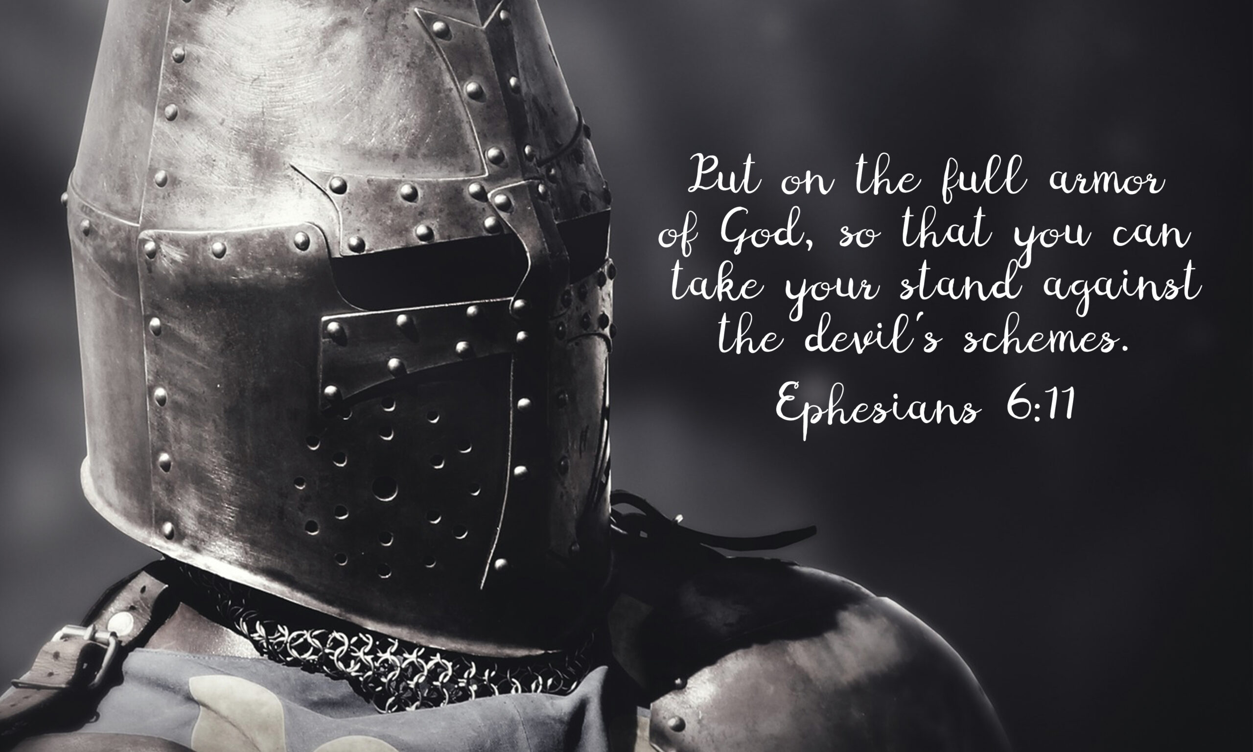Soldier,Who,Wears,The,Armor,Of,God