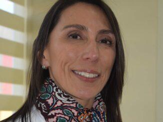 La doctora Marcela Jiménez