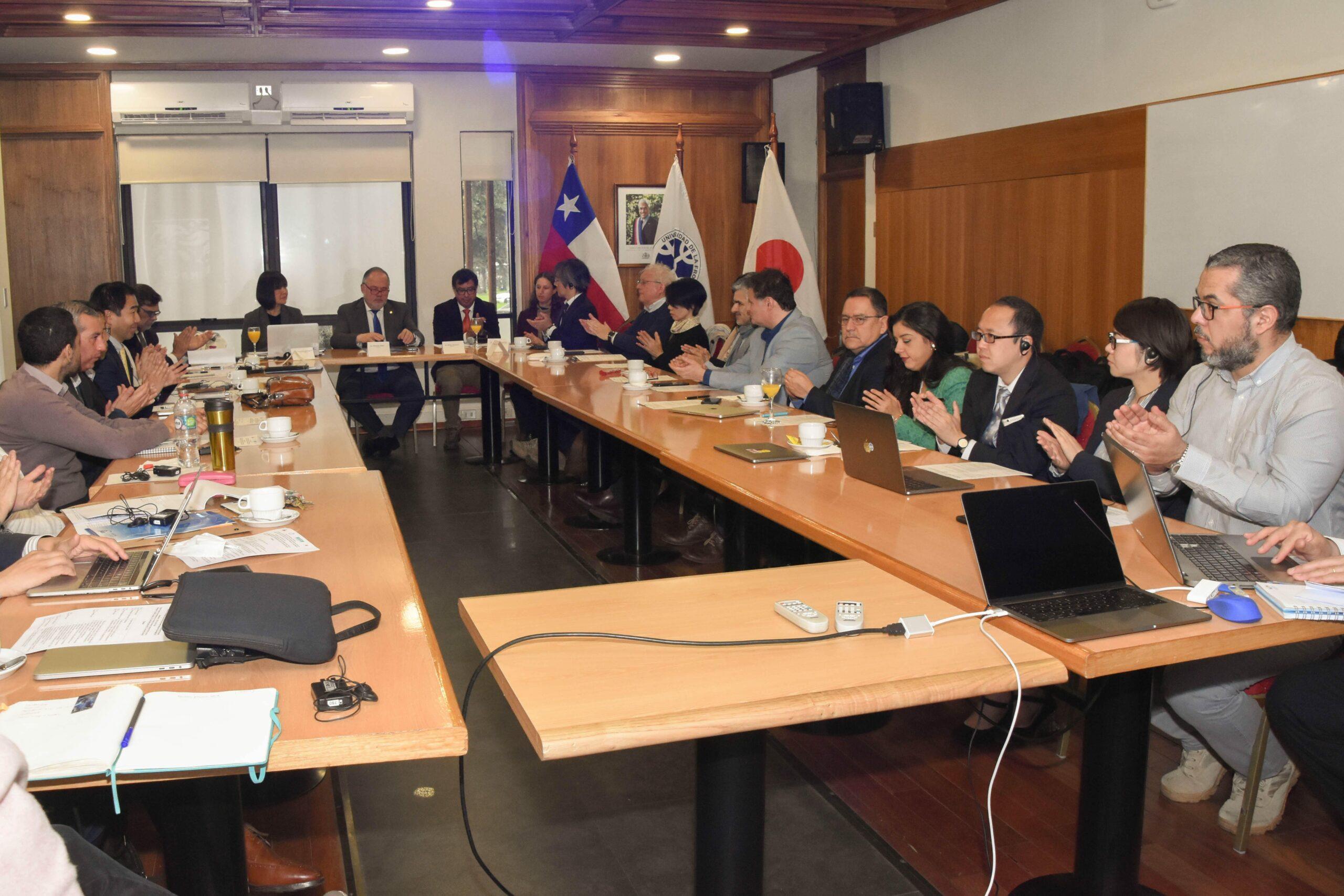 monitoreo de la Marea Roja para las costas de Chile