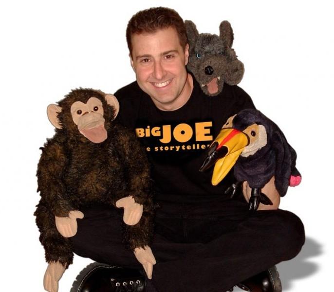 Big Joe the Story Teller