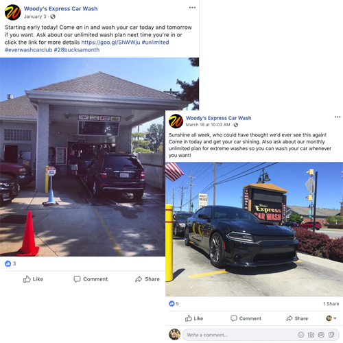 Using Facebook To Market Your Car Wash